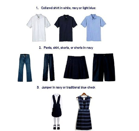 Student Dress and Groom Standards