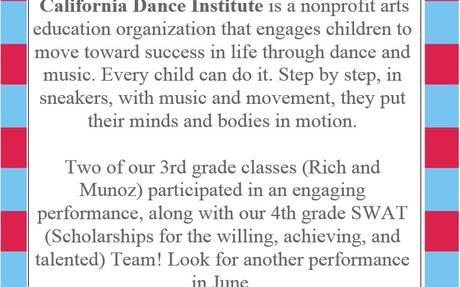 About California Dance Institute
